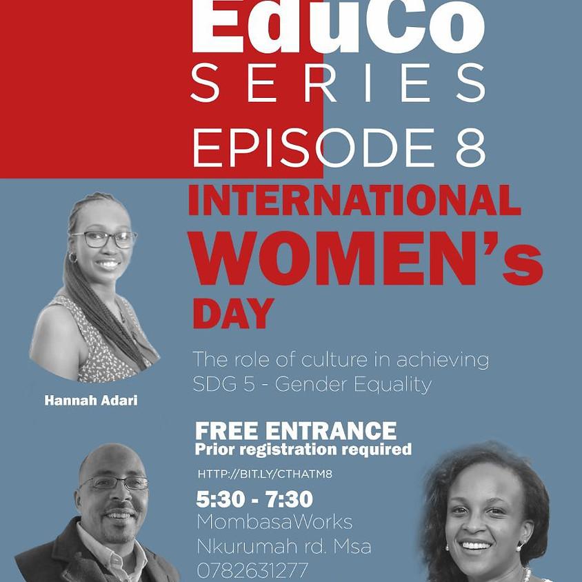 EduCo Series   International Women's Day Event