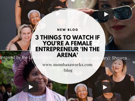 3 Things to Watch if You're a Female Entrepreneur 'in the Arena'