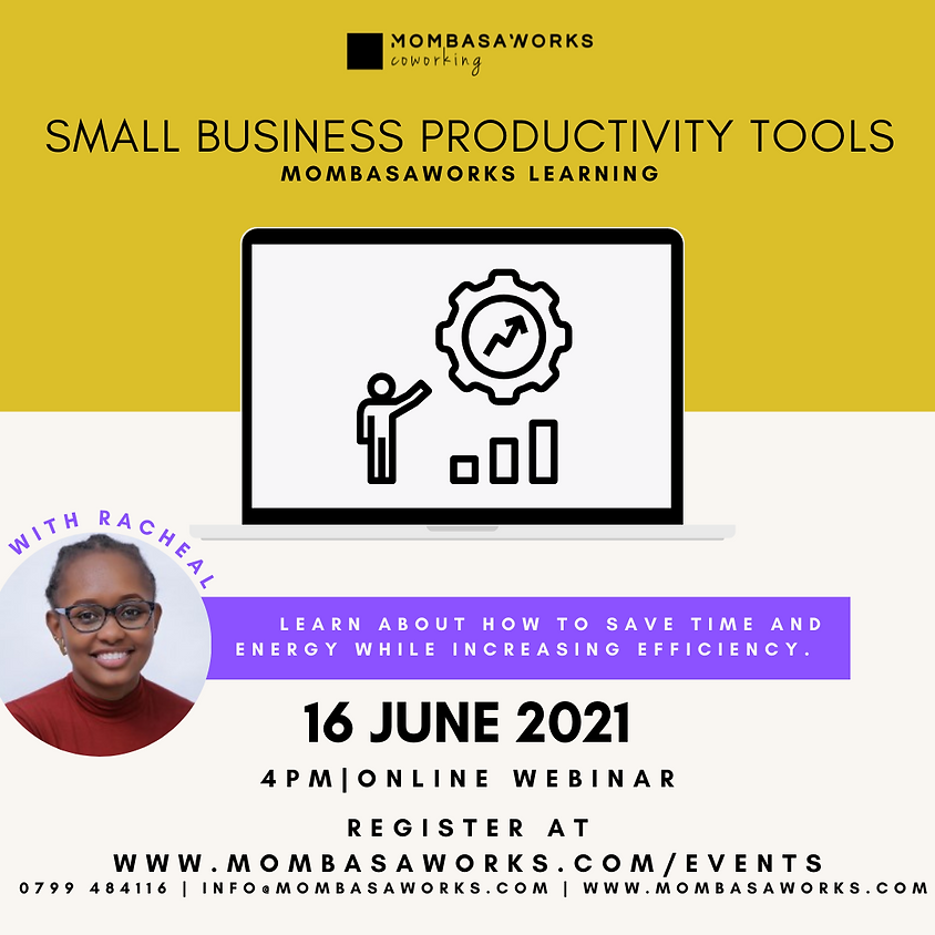 Small Business Productivity Tools Webinar (2)