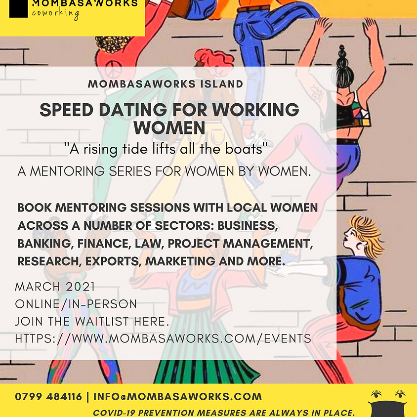 Speed Dating for Working Women