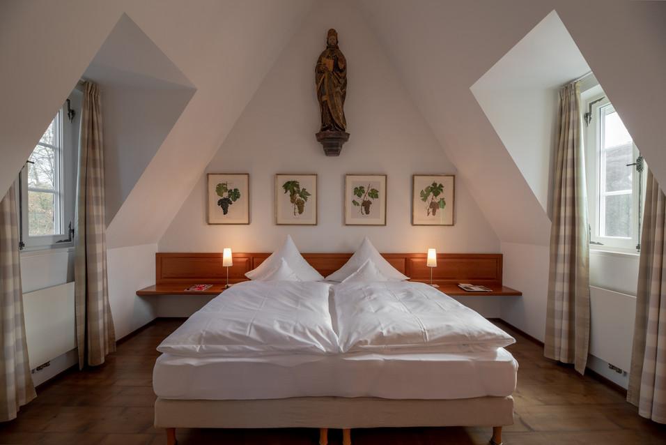 Hotelzimmerromantik