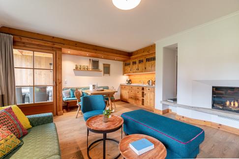Wohnraum Premium Suite