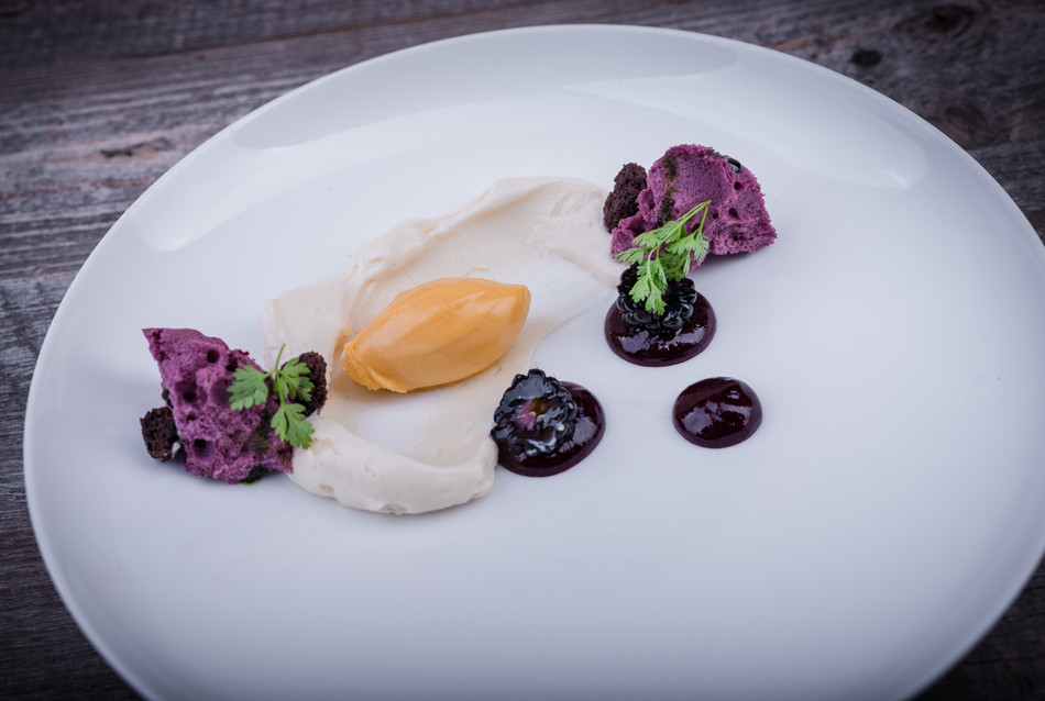 Topfen-Dessert