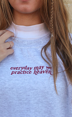 Everyday Crewneck