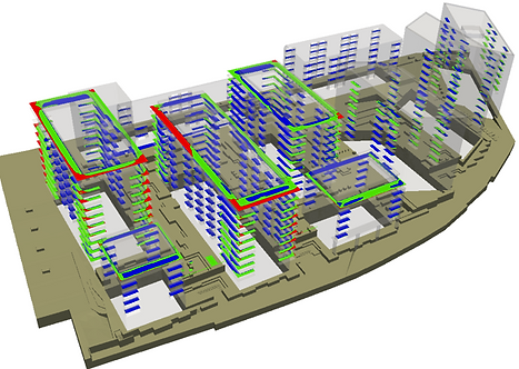 Lawson Standing Balconies CFD modelling and analysis