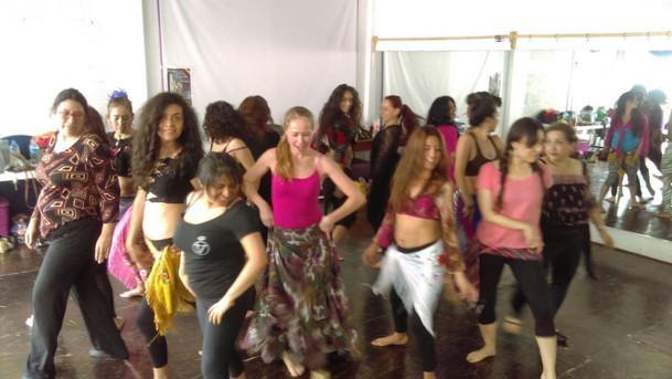 Teaching Gypsy Dances  Mexico 2017 .JPG