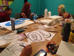 Ados en Arts