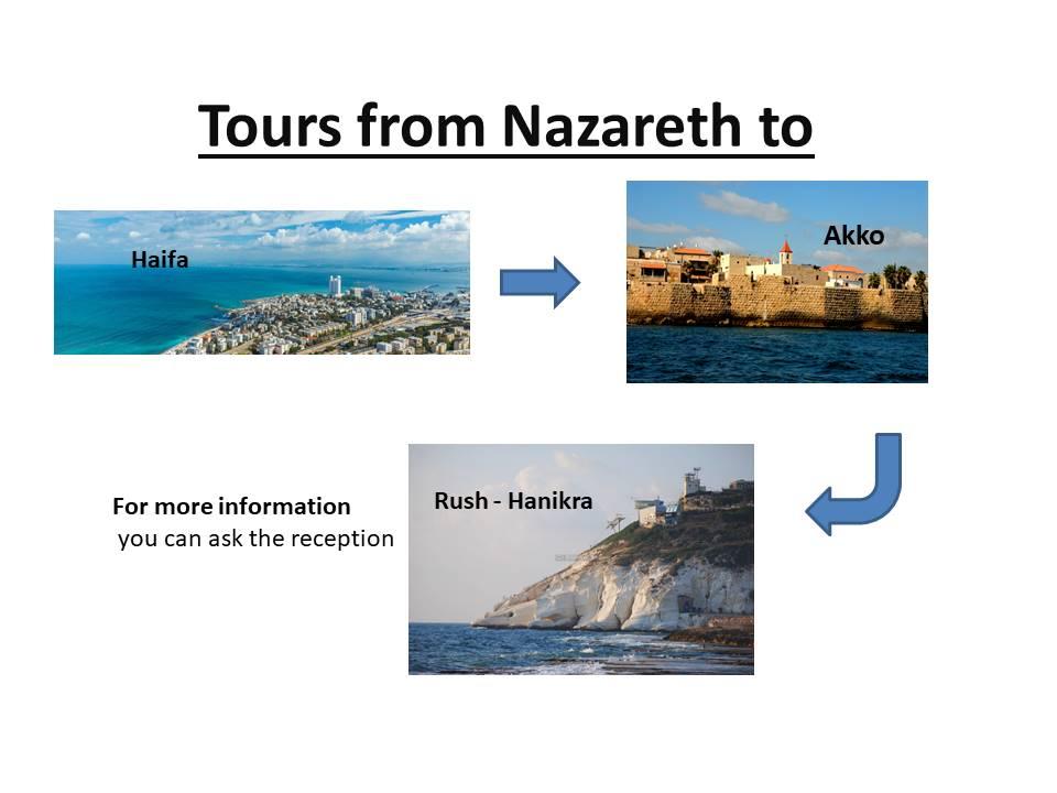 Tour from Nazareth to