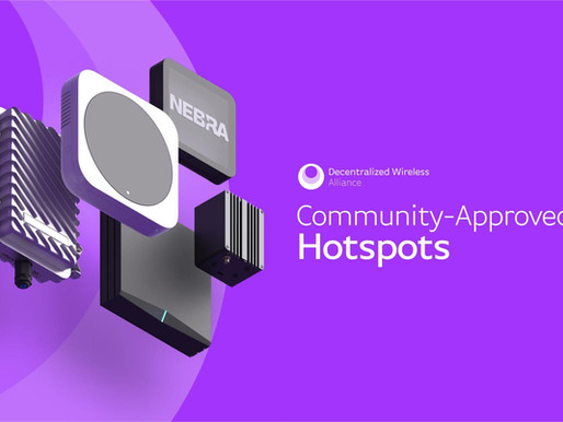Accelerating Network Growth with Three New Hotspot Manufacturers
