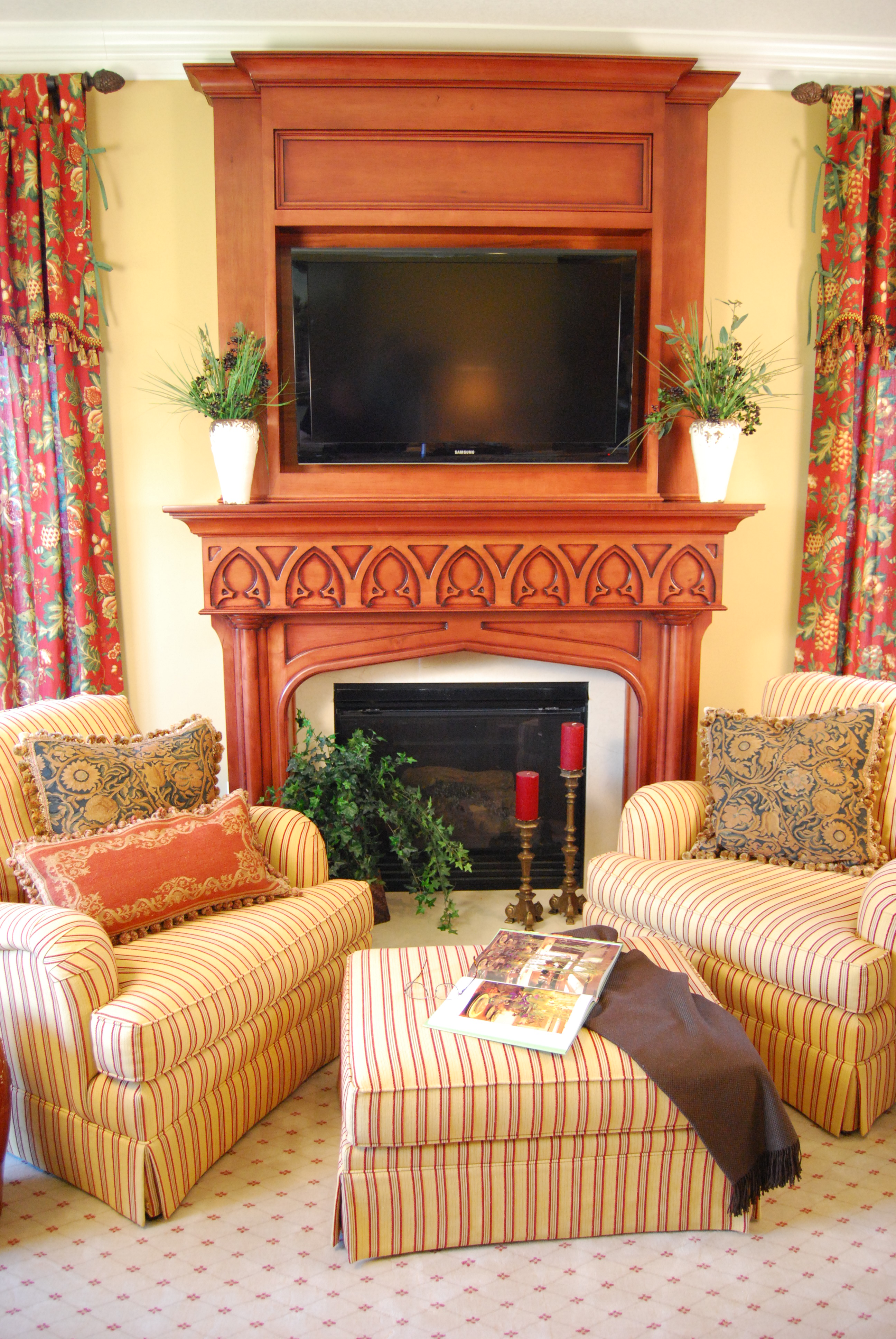 Family Room Fireplace Tall View.JPG