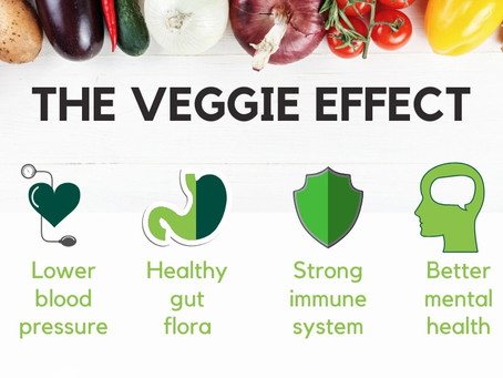 The veggie effect