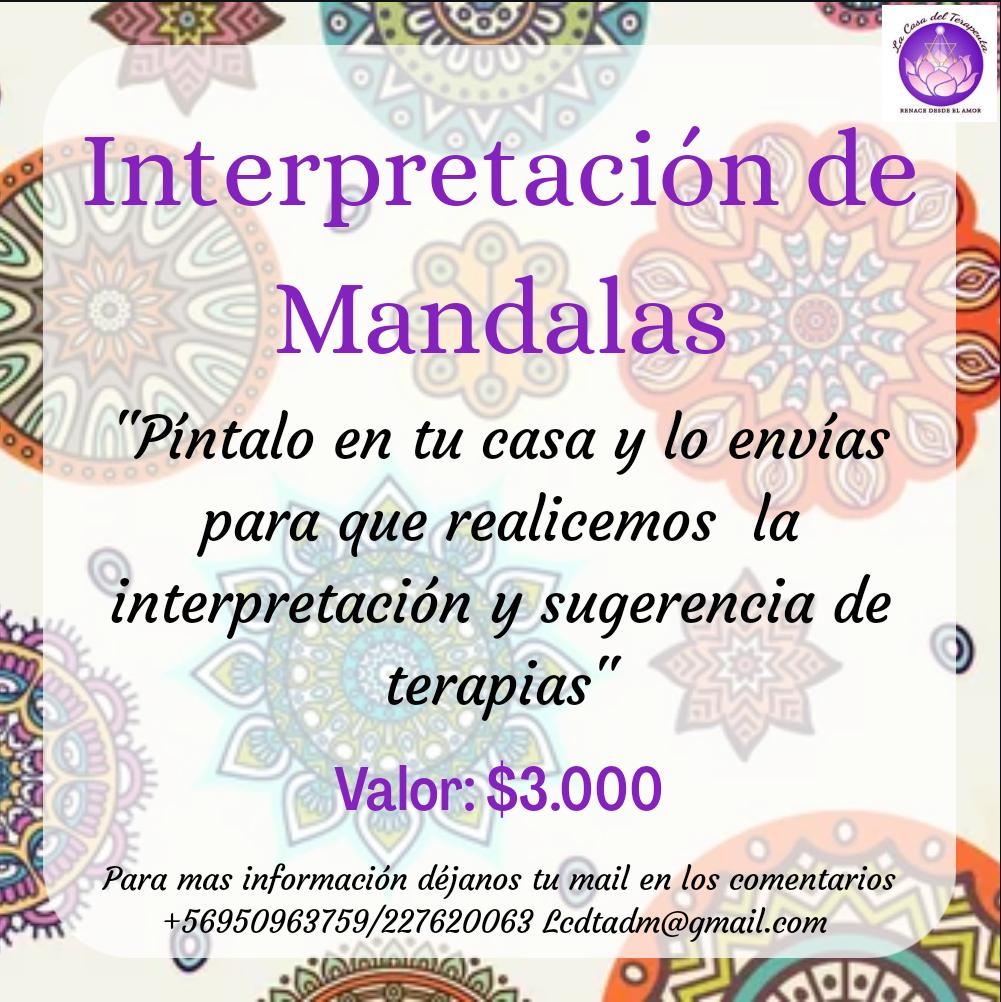 Interpretación de Mandalas