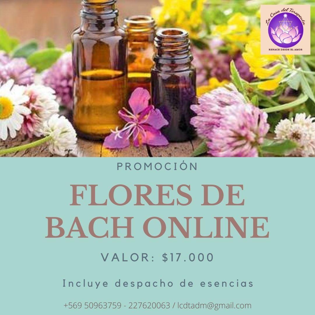 Flores de Bach online