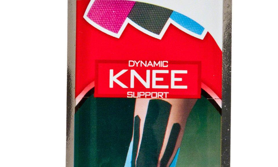Kinesio Pre-Cut Tape Kit: Knee