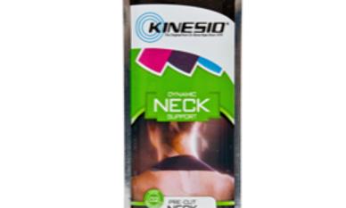 Kinesio Pre-Cut Tape Kit: Neck