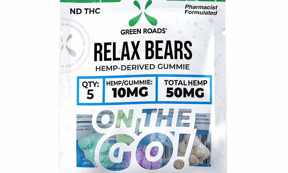 Relax Bears 50mg