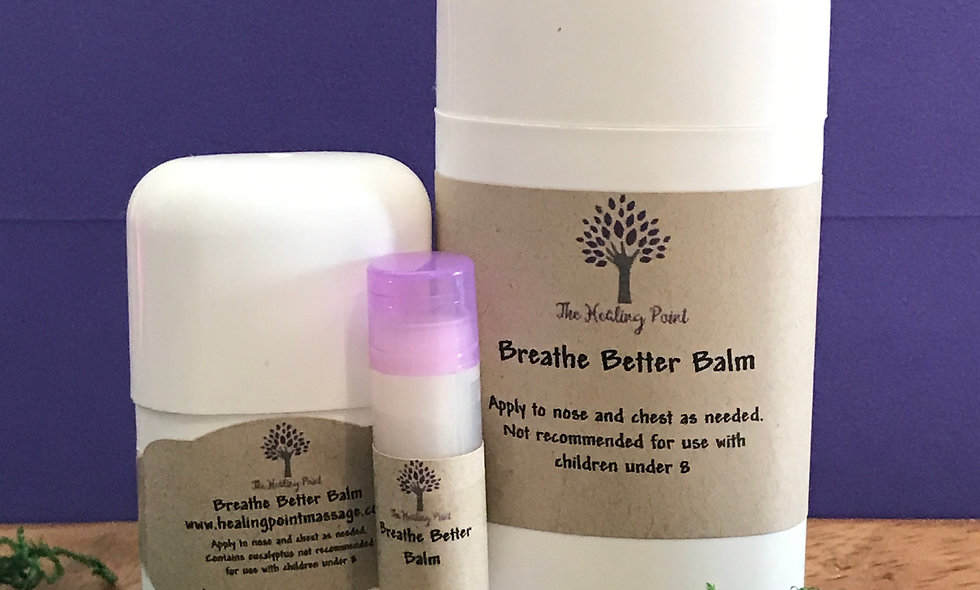 Breathe Better Balm Small Stick