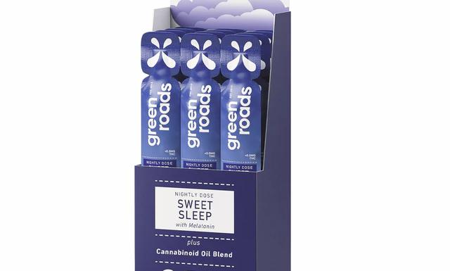 Sweet Sleep CBD & CBN Oil 25mg