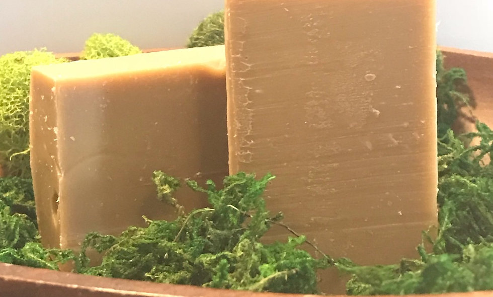 Rhassoul Clay and Lemongrass Face Soap