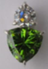 Steve Sweetman custom gem designs, gemstone cutting, Ultra Tec faceting machines, custom jewellery