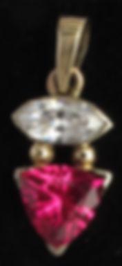 Custom, bespoke jewellery, Steve Sweetman, Ultra Tec faceting UK