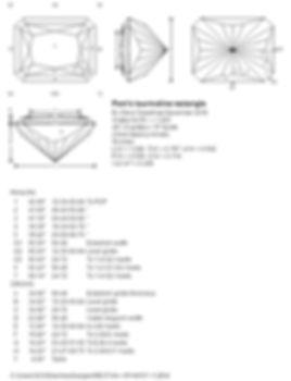 Steve Sweetman custom bespoke gem designs, gemstone cutting, Ultra Tec faceting machines UK, facet diagrams