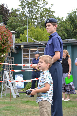 Inspiring the next generation of cadets