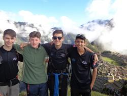 461 Cadets go to Peru