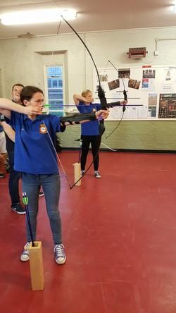 Squadron archery