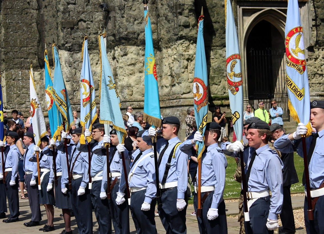 Sussex Wing Parade