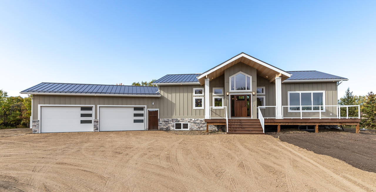 Modern Net Zero Farmhouse