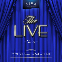 THE LIVE Vol.3開催のお知らせ