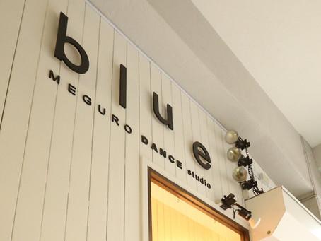 blue dance studio年末年始の休業のご案内