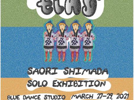 """tiny"" SAORI SHIMADA SOLO EXHIBITION"