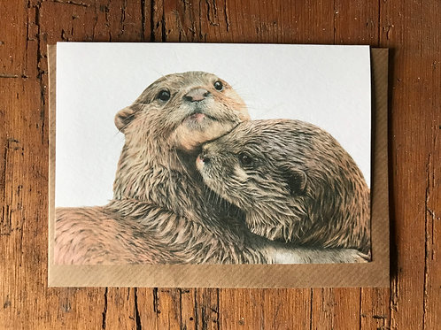 Close Knit Greeting Card