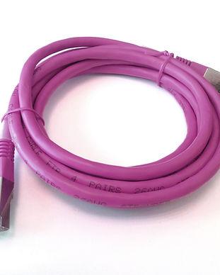Câble Ethernet Violet