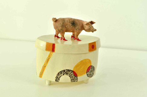 Pig in Heels Box