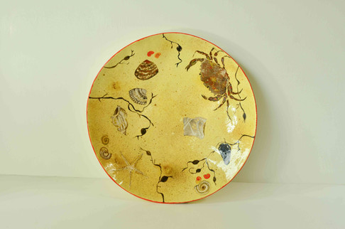Creances Plate