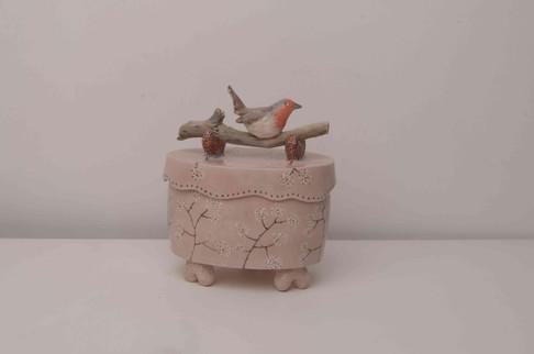 Robin and Blossom Box
