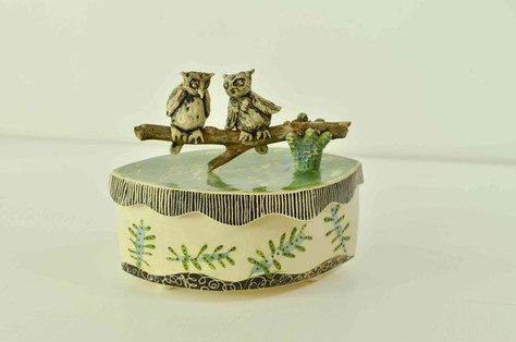 Gossiping Owls Box