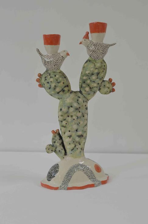 Cactus Candelabra