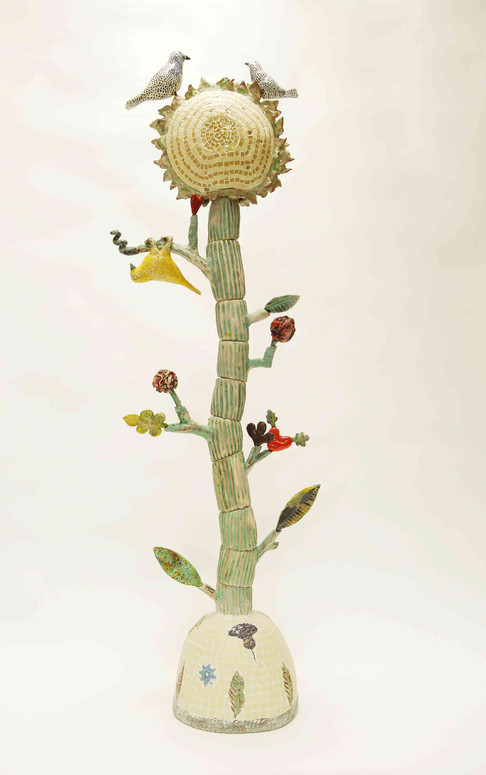 The sunflower tree