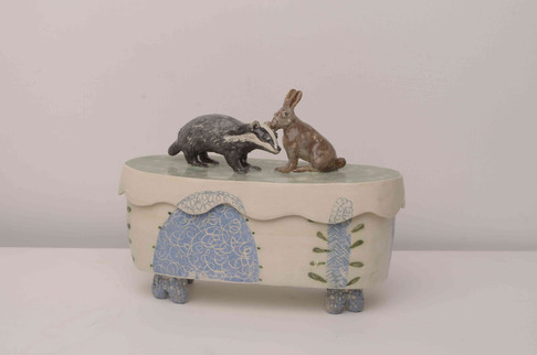 Badger and Hare Box