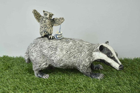 Badger and Owl