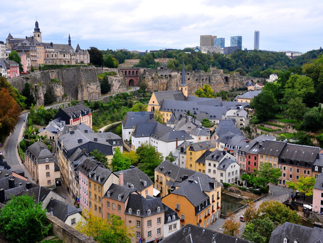 Investments in Luxembourg