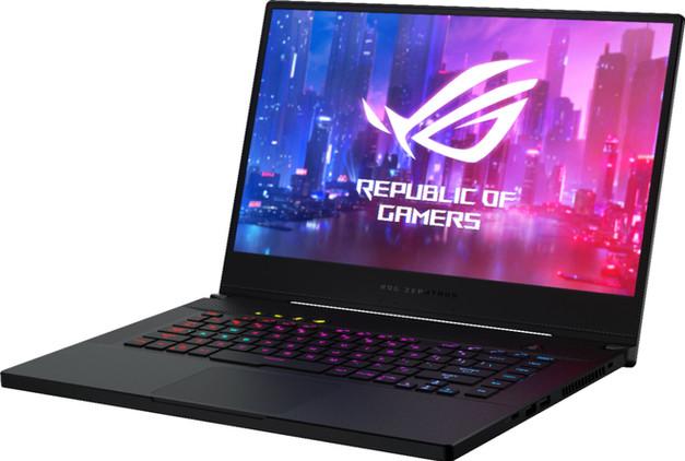 Powerful PC laptop