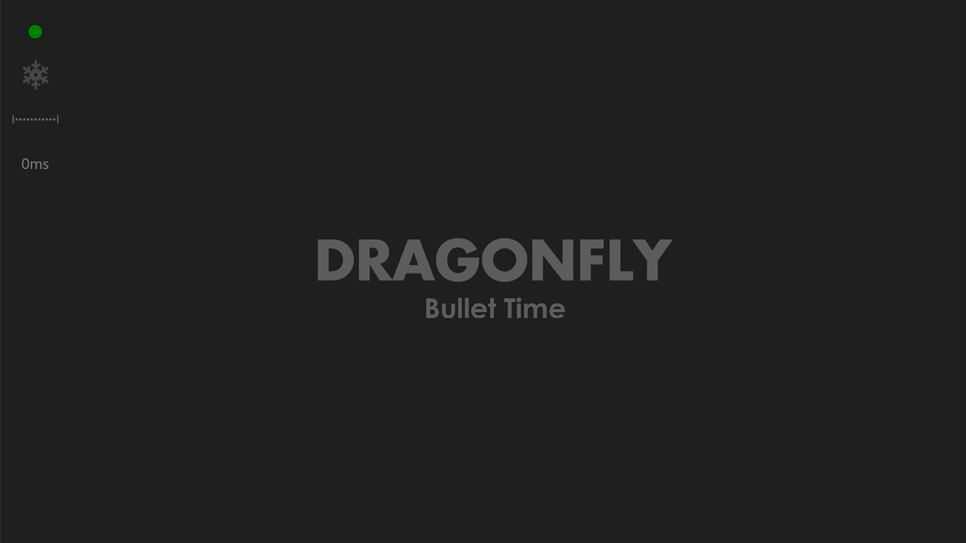 Software Bullet Time