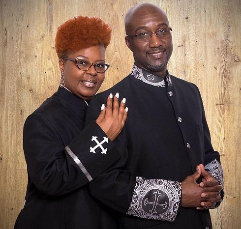 Pastor Kelsey & Prophetess Angela Goodson