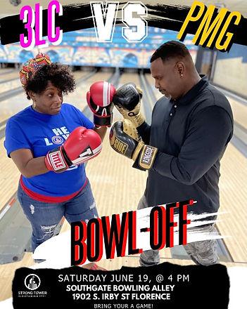 Copy of Kickboxing Tournament Flyer - Ma