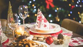 Gérer son poids pendant les fêtes